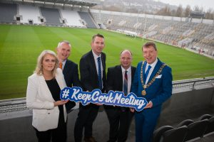 Cork Convention Bureau promotes 'What's new in Cork' at annual Keep Cork Meeting Event