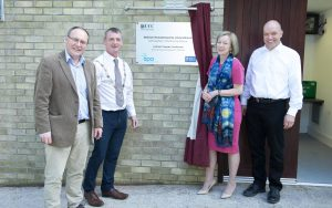UCC's Environmental Research Institute launches a 66k euro Atmospheric Monitoring Station