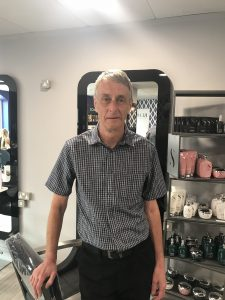 REVO Hair & Beauty: Colour icon Dave is turning heads on Parnell Place