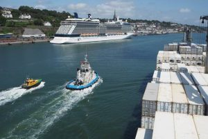 Port of Cork and Bantry Bay Port Company achieve a combined turnover of €31.5 million in 2017