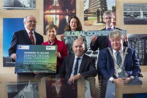 Cork leads the way in Global Service Design Conference for Ireland
