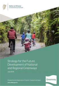 Ross and Griffin issue call for €53 million funding for Nationwide Greenways
