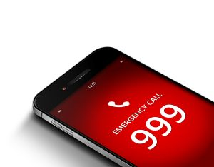 150,000 emergency calls are made every month to Ireland's Emergency Call Answering Service