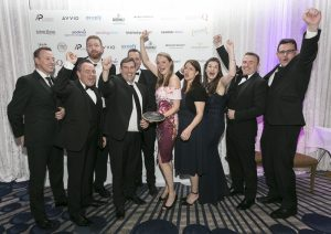 Brook Foods Wins Contract Caterer of The Year Award Again