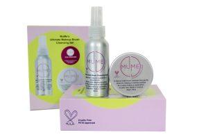 MuMe release new Irish-made Ultimate Makeup Brush Cleansing Set