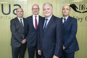 iNua Partnership opens its new Cork offices to facilitate the management of its growing hospitality and healthcare portfolio