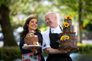 The Cork Chocolate Dinner is this weekend!