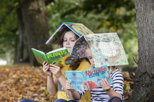 Let them read and 3D draw! Science Storytime for Cork Science Festival