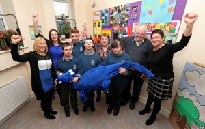 Students and teachers celebrate as McEgan College launches new state-of-the-art ASD Unit