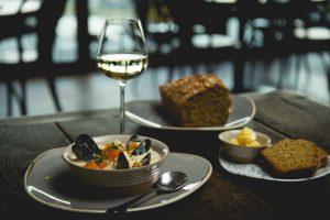 Award winning Panorama Bistro & Terrace, Montenotte Hotel, introduces its new À La Carte menu