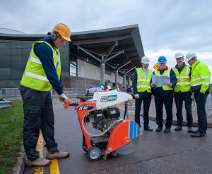 New road traffic management system for Cork Airport