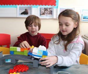 Senior Infants pupils to test STEM learning programme with LEGO
