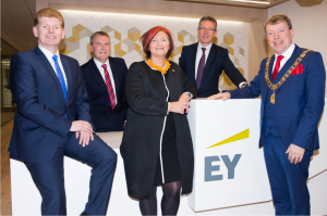 EY TO GROW TO 250 PEOPLE IN CORK BY 2020, AS IT EXPANDS ITS CORK OFFICE