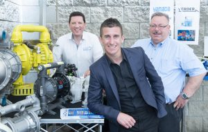 The O'Neill Industrial Open Day and Energy Efficiency Seminar at Little Island
