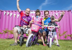 Sean Kelly sets wheels in motion at launch of 18th annual Tour de Munster Charity Cycle in aid of Down Syndrome Ireland and individual beneficiaries