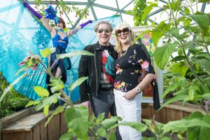 This year will see the first annual Urban Garden Festival at VoxPro Cork