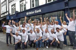 Winthrop Street fundraising event – Ulster Bank aiming to raise €100,000 for Special Olympics Ireland