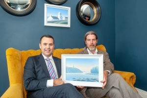 THE MONTENOTTE HOTEL LAUNCHES ARTIST IN RESIDENCE PROGRAMME