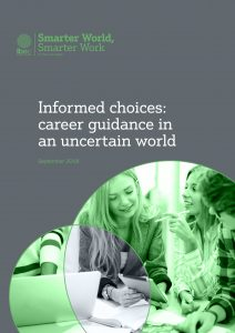 Ibec calls for major overhaul of national career guidance services