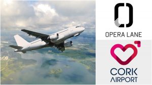 Free flights giveaway from Cork Airport on Opera Lane!