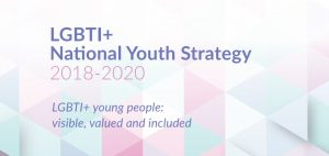 €156,000 in funding under LGBTI+ Youth Strategy