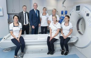 Simon Coveney opens Radiology Dept extension and Paediatric Assessment Unit at Bon Secours Hospital