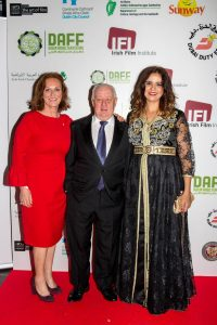 Dubai Duty Free backs Jim Sheridan Film Festival