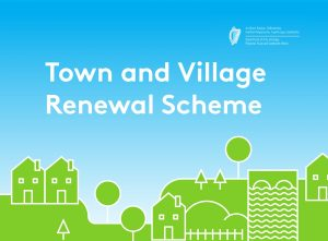 Minister Michael Ring TD announces the 224 rural communities to receive funding under Town and Village Renewal Scheme 2018