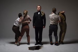 Junk Ensemble present the critically acclaimed 'Soldier Still' at The Everyman this month