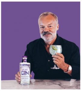 BARRY & FITZWILLIAM LAUNCH GRAHAM NORTON IRISH GIN