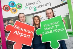 LIMERICK FOR ENGINEERING SHOWCASE 2019