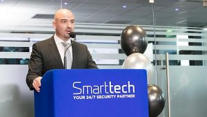 Irish cybersecurity firm Smarttech247 wins prestigious international award in San Francisco
