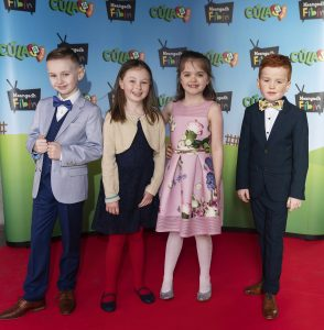 TG4 launches new Irish language live action pre-school series