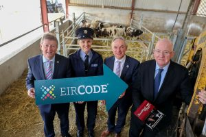 Government encourages use of Eircodes to combat rural crime