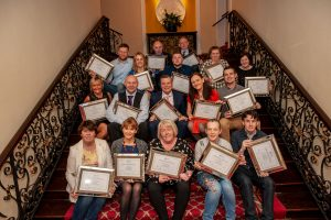 520 Years of Service Celebrated at Cork Hotels -
