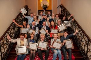 520 Years of Service Celebrated at Cork Hotels