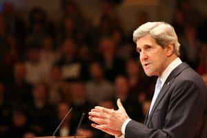 John Kerry is to deliver a keynote address at Our Ocean Wealth Summit in Cork this June