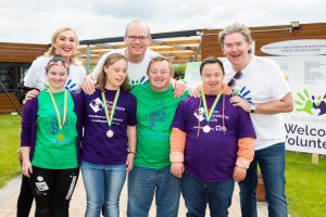 Voxpro – powered by TELUS recently partnered with Down Syndrome Cork for a charity event