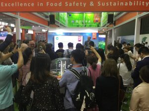 Minister Creed leads meat and dairy engagement with key trade customers in Shanghai