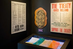 """Artefacts from War of Independence on display at new exhibition """"Independence"""" on Spike Island"""