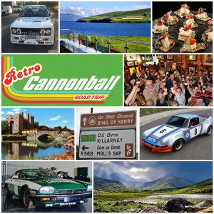 Kinsale to host Cannonball RETRO official start line July 12th and 13th 2019